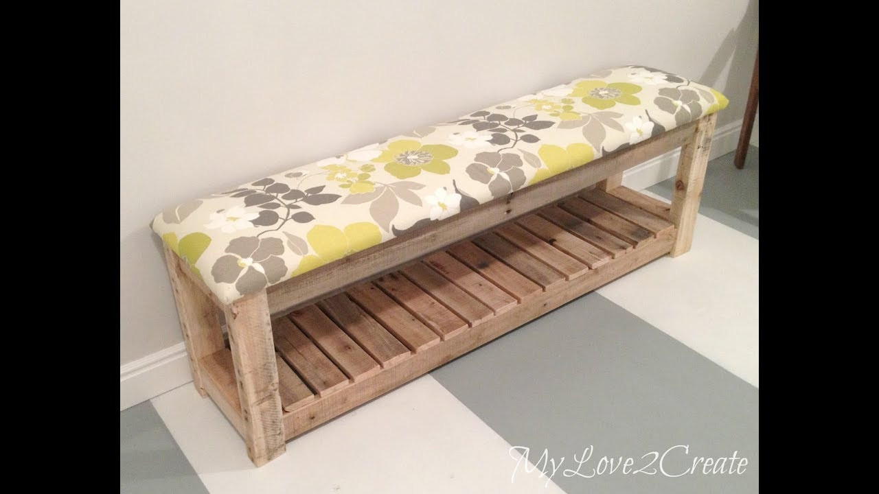 Best ideas about DIY Tufted Bench Cushion . Save or Pin Bench Cushions For Added Relaxation Now.