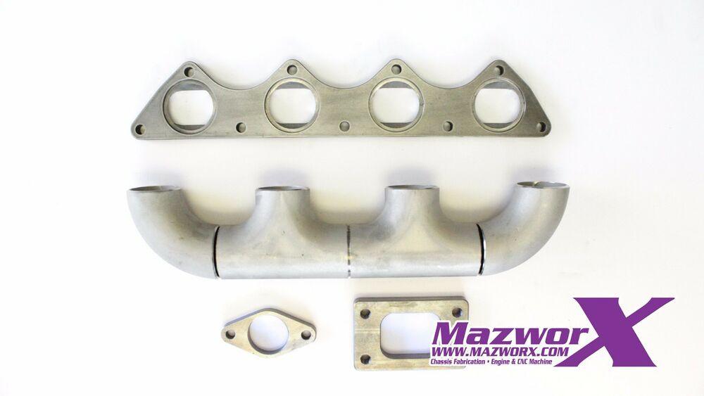 Best ideas about DIY Turbo Manifold Kit . Save or Pin Mitsubishi 4G63 DIY Log Style Turbo Manifold Kit Now.