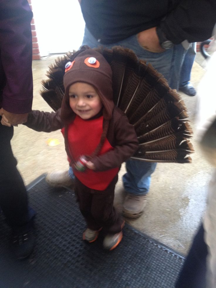 Best ideas about DIY Turkey Costume . Save or Pin Homemade turkey costume James Pinterest Now.