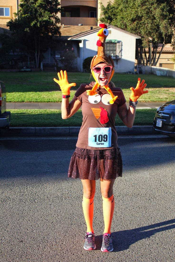 Best ideas about DIY Turkey Costume . Save or Pin 17 Best images about Running costumes on Pinterest Now.