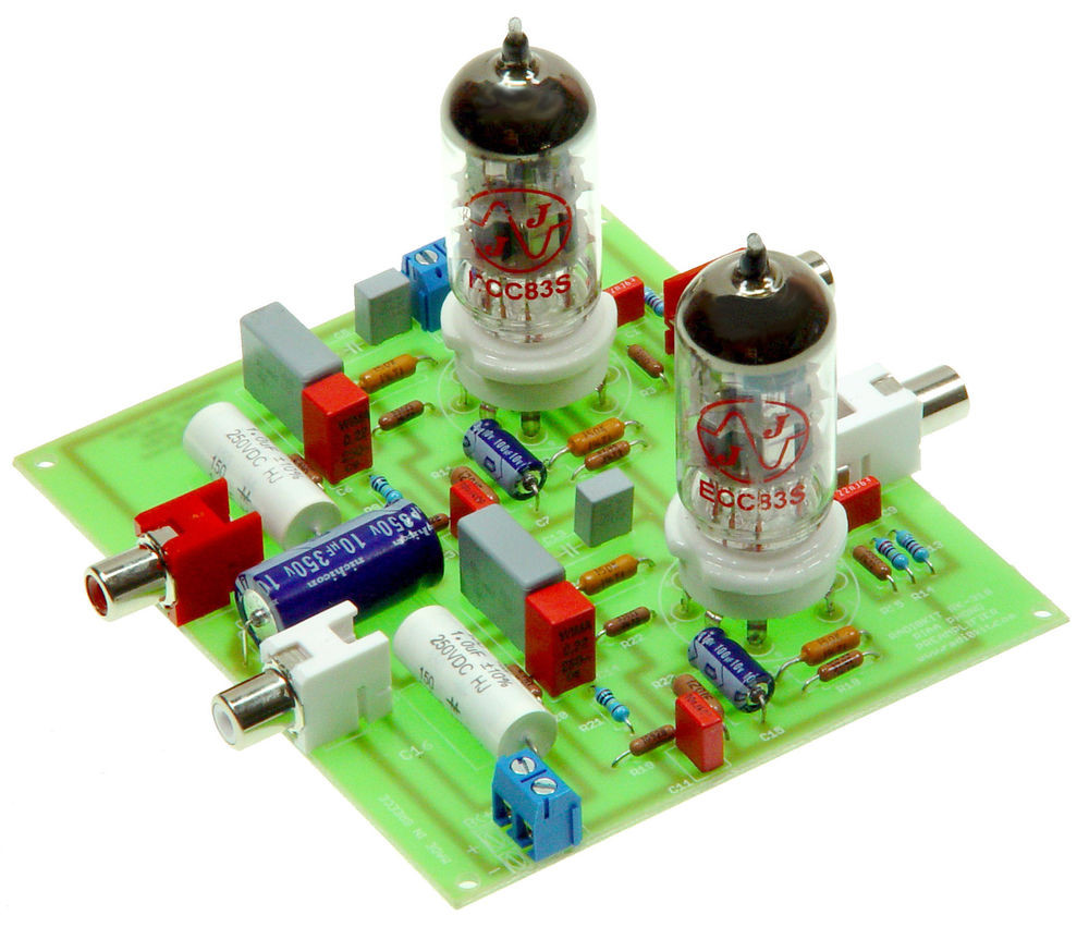 Best ideas about DIY Turntable Kits . Save or Pin RADI0KIT RK 318 DIY RIAA PHONO TUBE PREAMPLIFIER KIT FOR M Now.