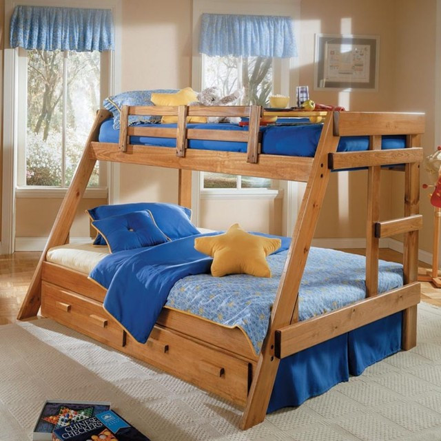 Best ideas about DIY Twin Over Full Bunk Bed . Save or Pin Bunk Bed Plans Twin Over Full Now.