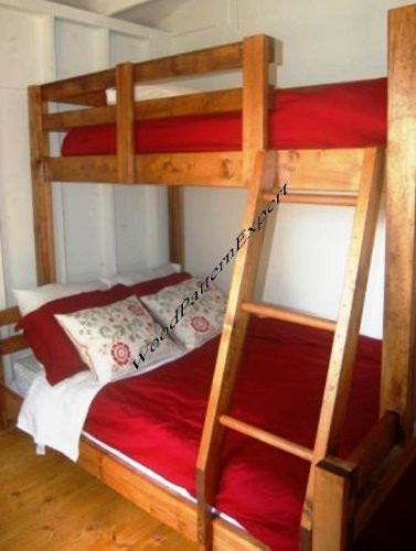 Best ideas about DIY Twin Over Full Bunk Bed . Save or Pin Wholesale BUNK BED Paper Plans SO EASY BEGINNERS LOOK LIKE Now.