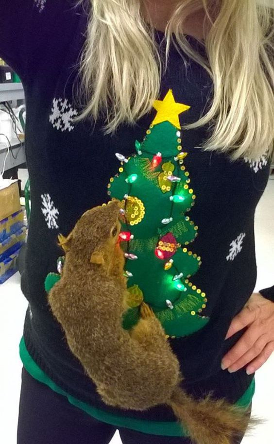 Best ideas about DIY Ugly Christmas Sweaters Ideas . Save or Pin My Six Favorite DIY Ugly Christmas Sweater Ideas From Now.
