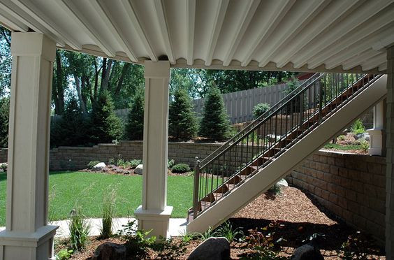 Best ideas about DIY Under Deck Drainage System . Save or Pin Pinterest • The world's catalog of ideas Now.