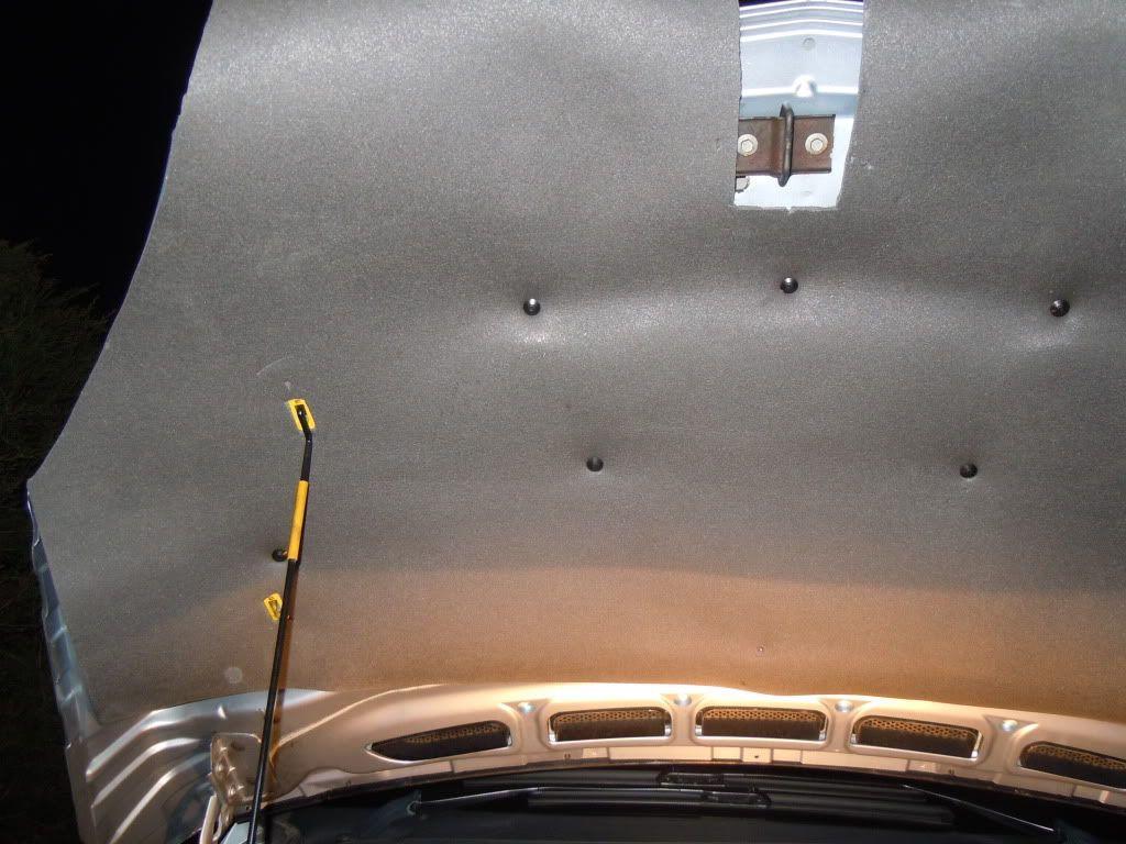 Best ideas about DIY Under Hood Insulation . Save or Pin DIY under bonnet hood insulation Mercedes Benz Forum Now.