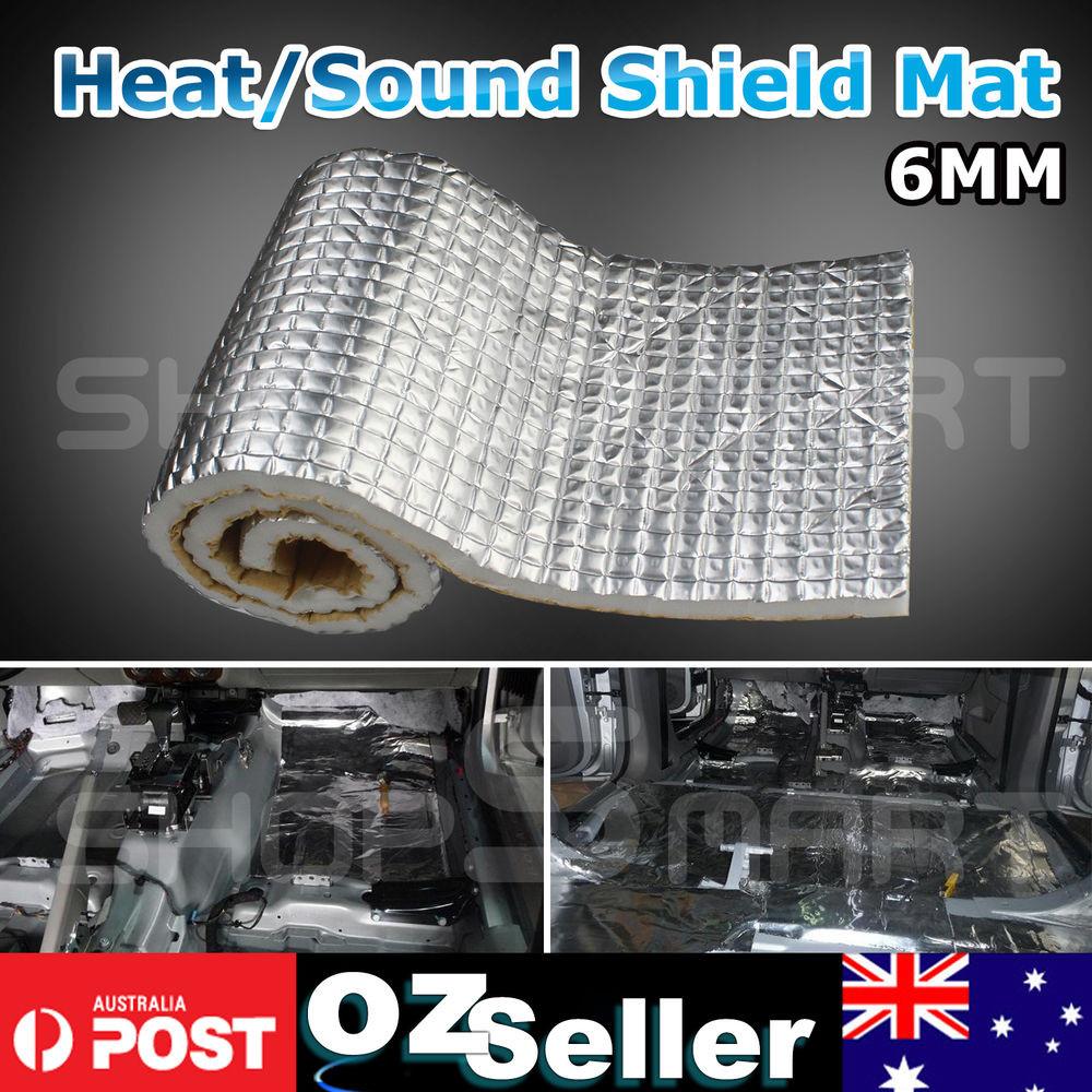 Best ideas about DIY Under Hood Insulation . Save or Pin 1 4M X 1MCar Bonnet Hood Firewall Heat Shield Sound Now.