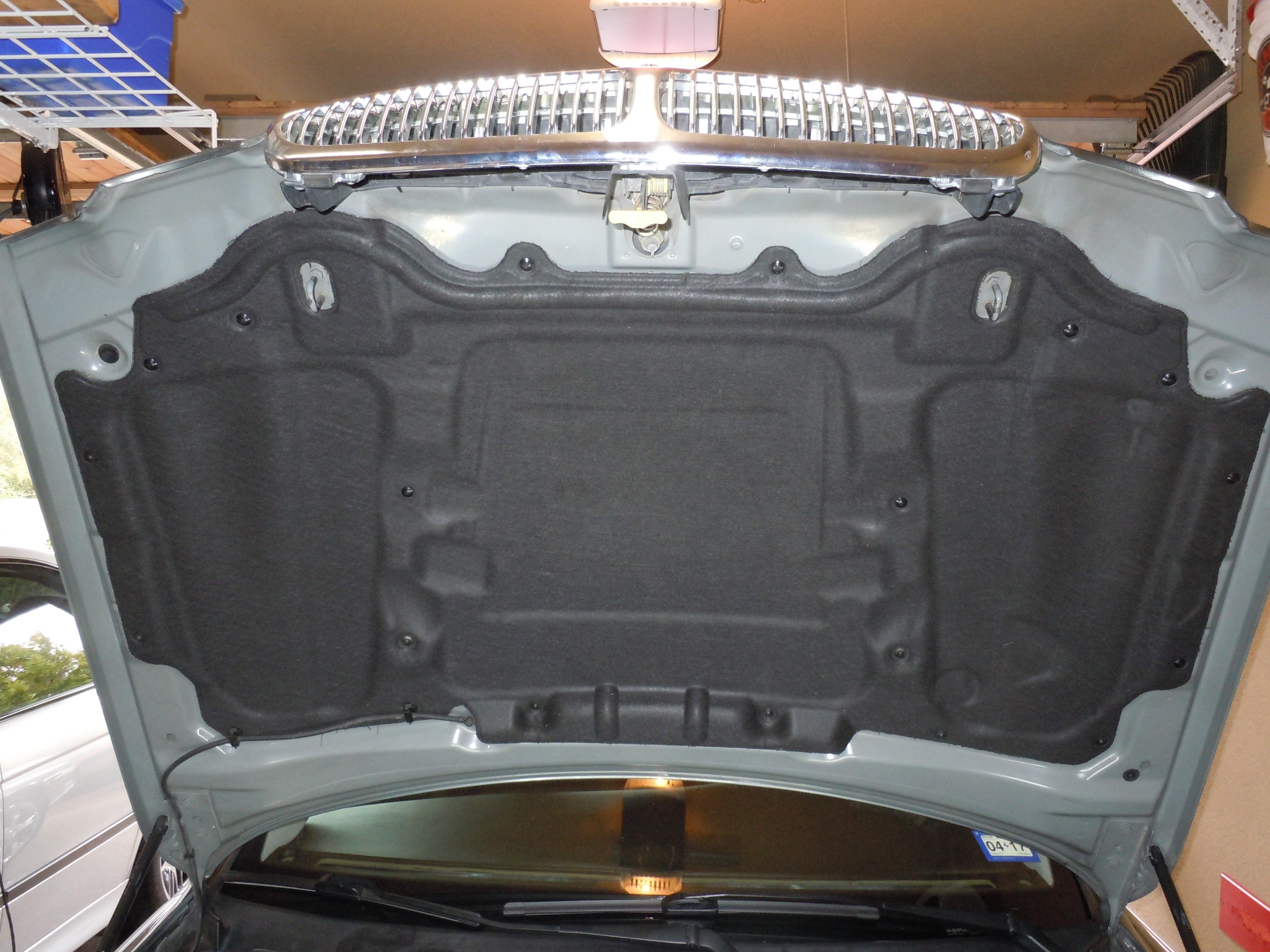 Best ideas about DIY Under Hood Insulation . Save or Pin DIY Hood Insulation Replacement Jaguar Forums Jaguar Now.