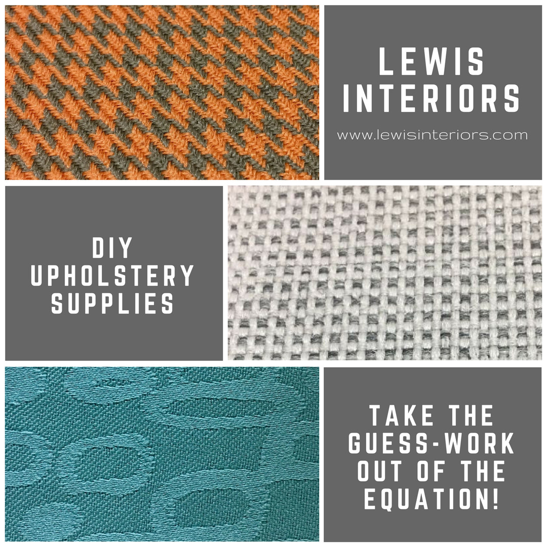 Best ideas about DIY Upholstery Supply . Save or Pin LEWIS INTERIORS Custom Handcrafted Furniture and Vintage Now.