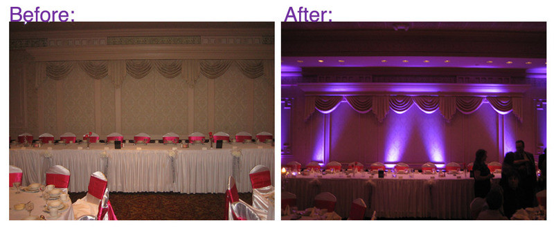 Best ideas about DIY Uplighting Wedding . Save or Pin How Lighting Can Affect Your Wedding Now.