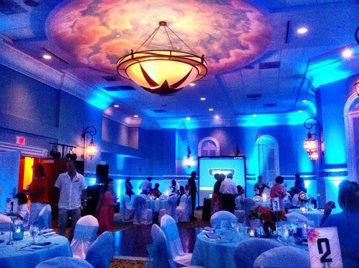 Best ideas about DIY Uplighting Wedding . Save or Pin DIY Uplighting Now.
