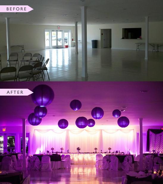 Best ideas about DIY Uplighting Wedding . Save or Pin Blog DIY Uplighting For Your Wedding Now.