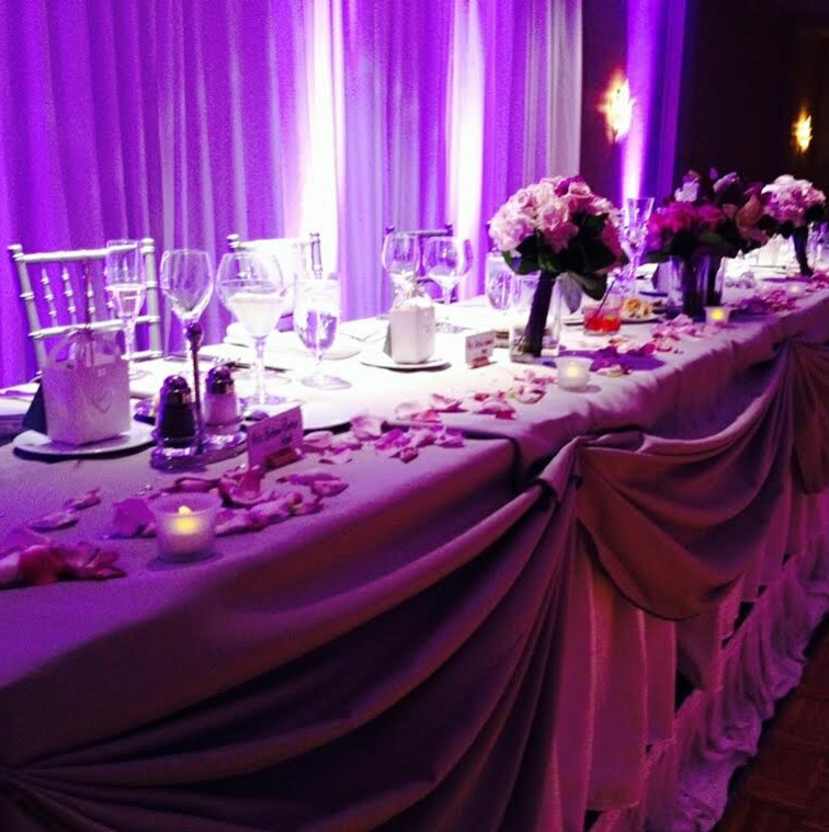 Best ideas about DIY Uplighting Wedding . Save or Pin DIY Uplighting — Brenda s Wedding Blog affordable Now.