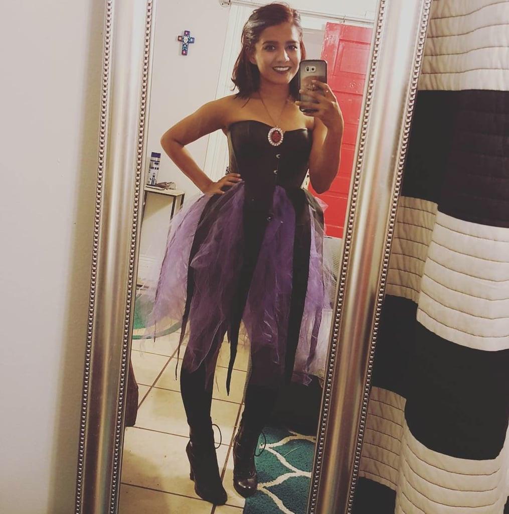 Best ideas about DIY Ursula Costume . Save or Pin Ursula Sea Witch Costume DIY Now.