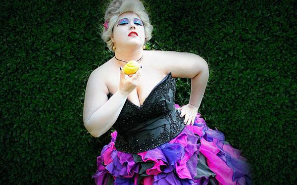 Best ideas about DIY Ursula Costume . Save or Pin DIY Ursula Costume Now.
