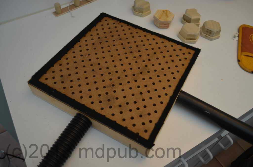 Best ideas about DIY Vacuum Forming Table . Save or Pin Diy Kydex Vacuum Forming Table Now.