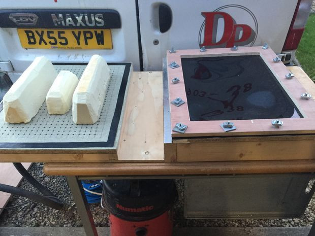 Best ideas about DIY Vacuum Forming Table . Save or Pin 13 best Thermoforming and Rotocasting images on Pinterest Now.
