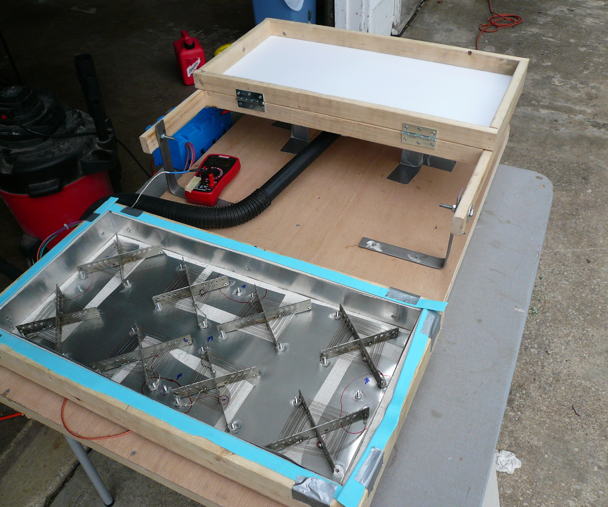 Best ideas about DIY Vacuum Forming Table . Save or Pin Vacuum Former 8 Steps with Now.