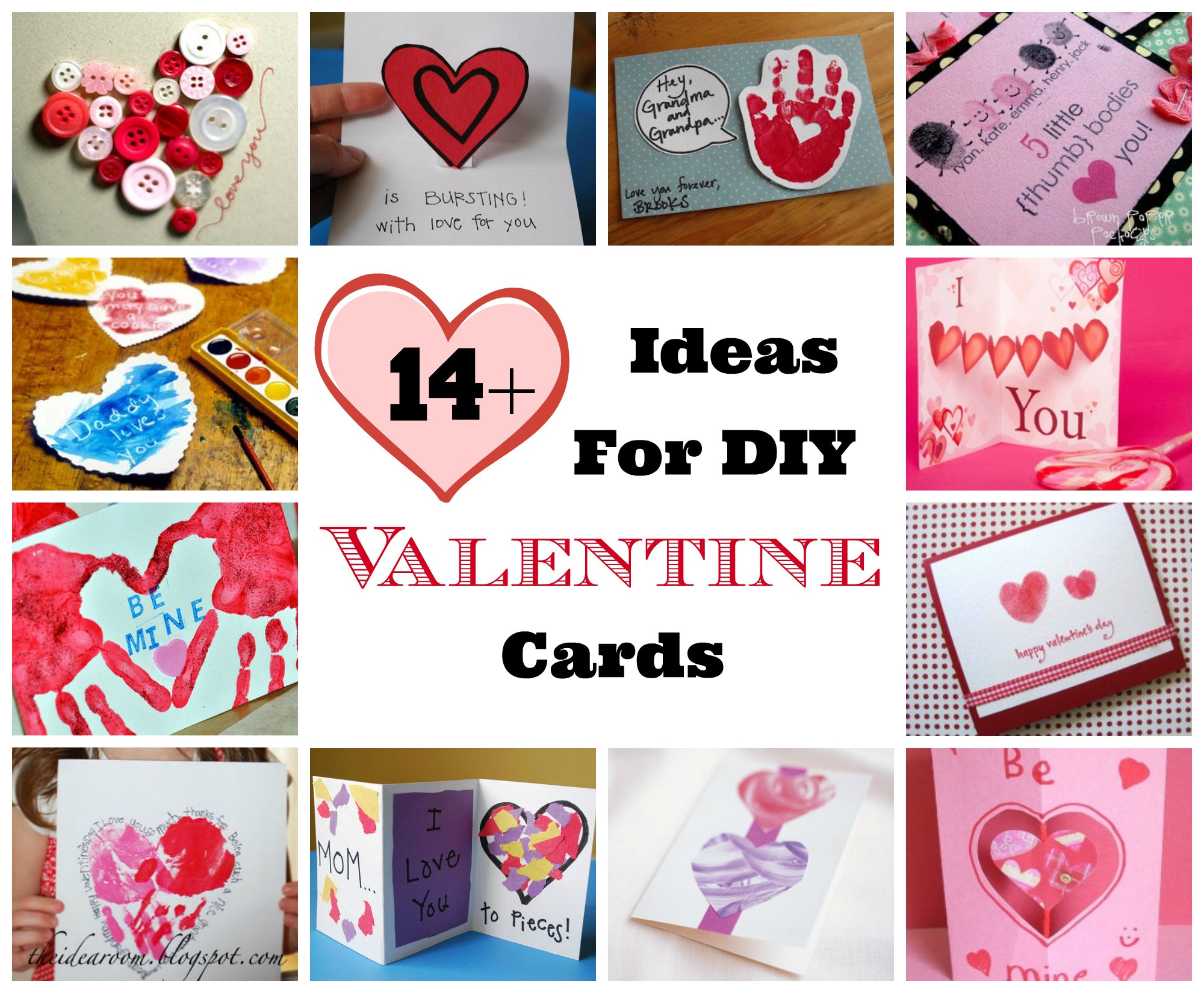 Best ideas about DIY Valentine Cards . Save or Pin Valentine's Day DIY Homemade Card Ideas Now.