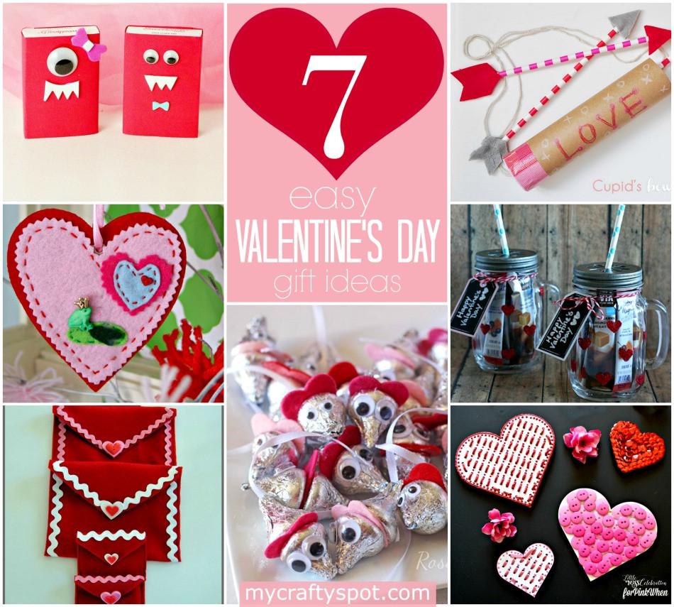 Best ideas about Diy Valentine Day Gift Ideas . Save or Pin Easy DIY Valentine s Day Gift Ideas Now.