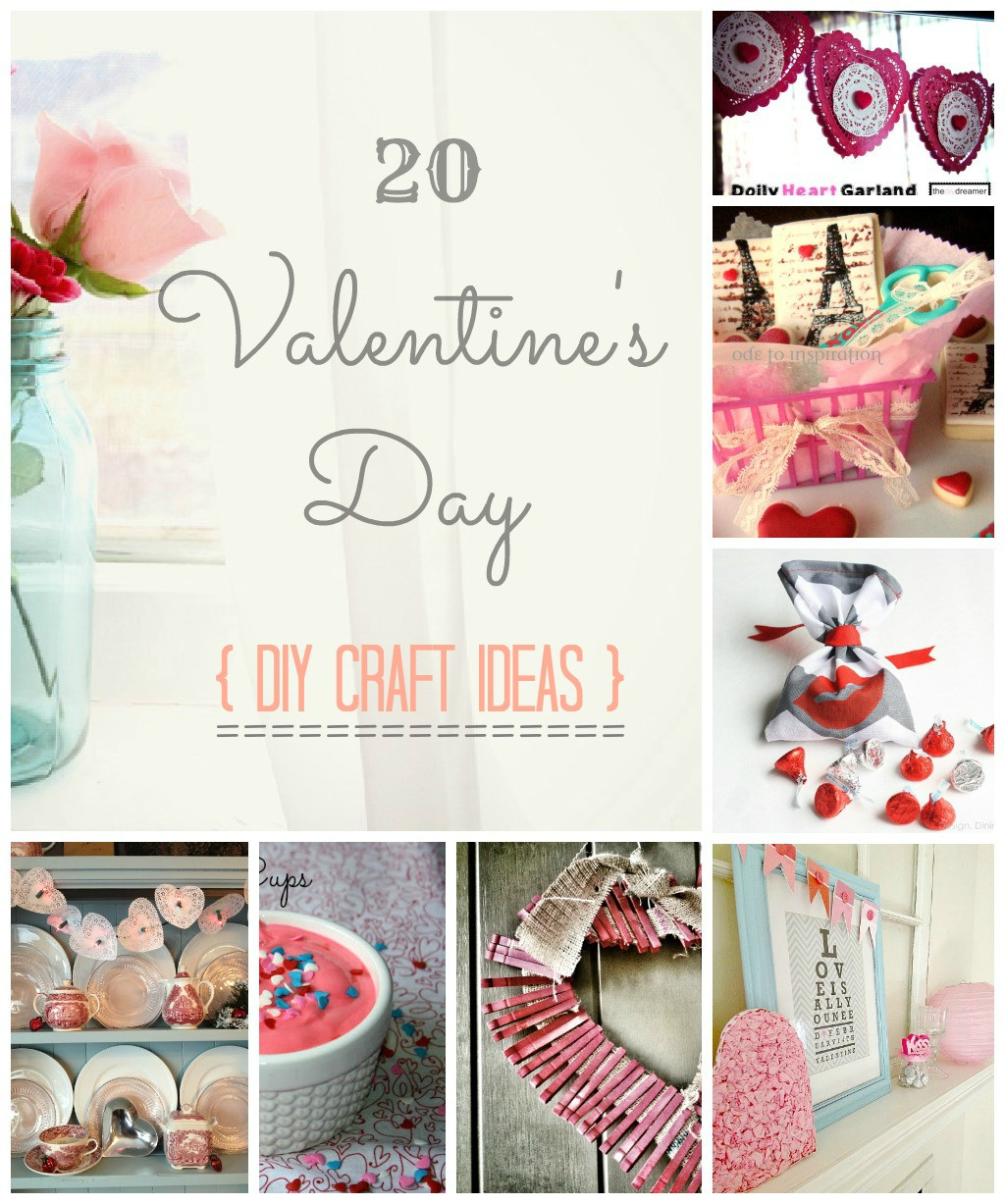 Best ideas about Diy Valentine Day Gift Ideas . Save or Pin Craftionary Now.