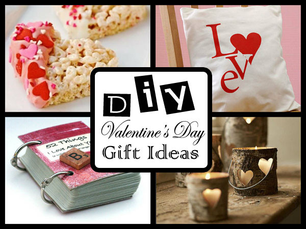 Best ideas about Diy Valentine Day Gift Ideas . Save or Pin DIY Valentines Gift Ideas for Valentines Day Easyday Now.