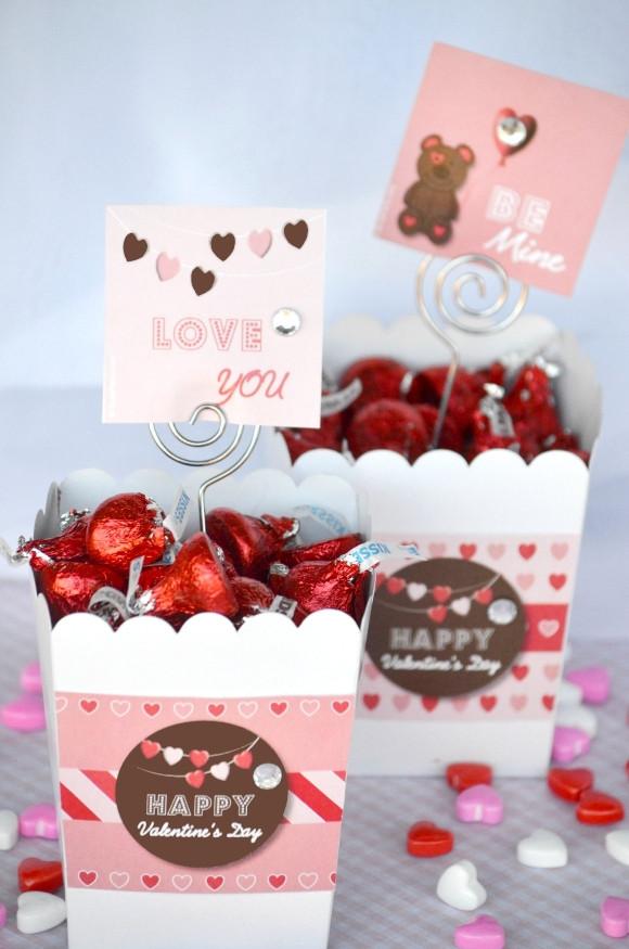 Best ideas about Diy Valentine Day Gift Ideas . Save or Pin 24 Cute and Easy DIY Valentine's Day Gift Ideas Style Now.