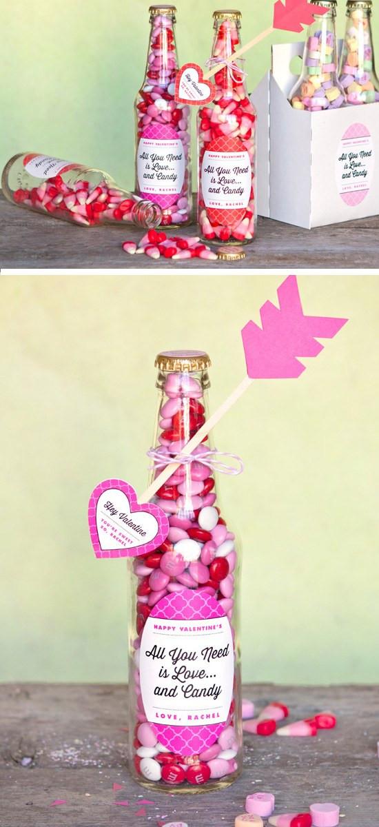 Best ideas about Diy Valentine Gift Ideas For Boyfriend . Save or Pin 30 DIY Valentine Gifts for Your Boyfriend 2018 Now.
