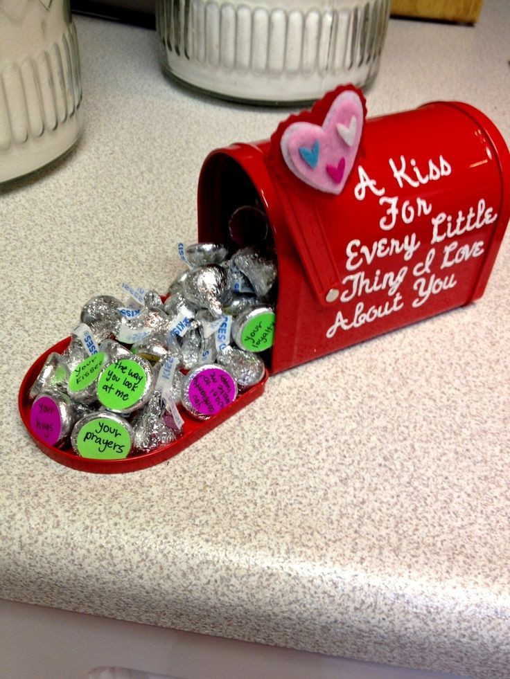 Best ideas about Diy Valentine Gift Ideas For Boyfriend . Save or Pin Open When Letters Valentine Gifts for Him Now.
