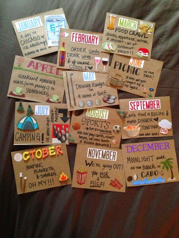 Best ideas about Diy Valentine Gift Ideas For Boyfriend . Save or Pin Becky and Brittany DIY Valentines Day Gift Ideas for Him Now.