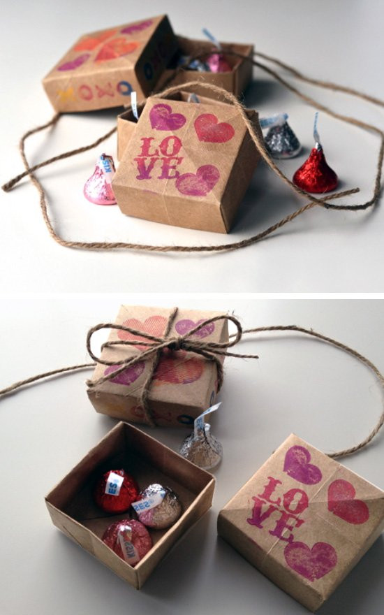 Best ideas about DIY Valentine Gifts . Save or Pin 55 DIY Valentine Gifts for Him Now.