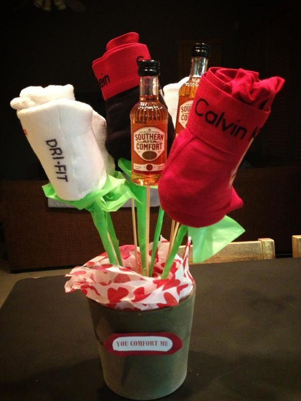 Best ideas about DIY Valentine Gifts For Him . Save or Pin DIY Valentine's Day Gifts For Him – cicihot Now.