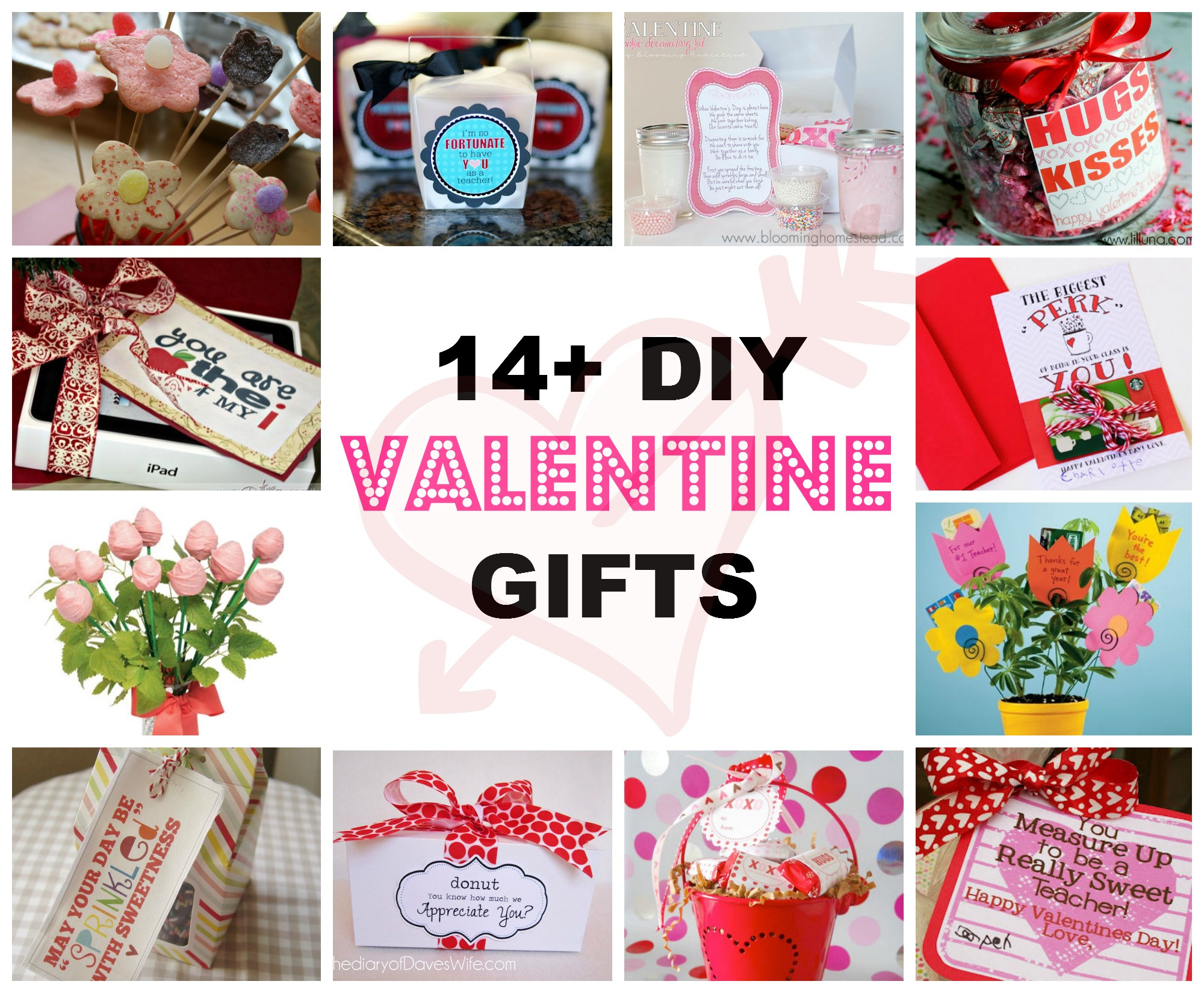 """Best ideas about DIY Valentine Gifts . Save or Pin Valentine's Day DIY Valentines with """"No Sugar"""" Treats Now."""
