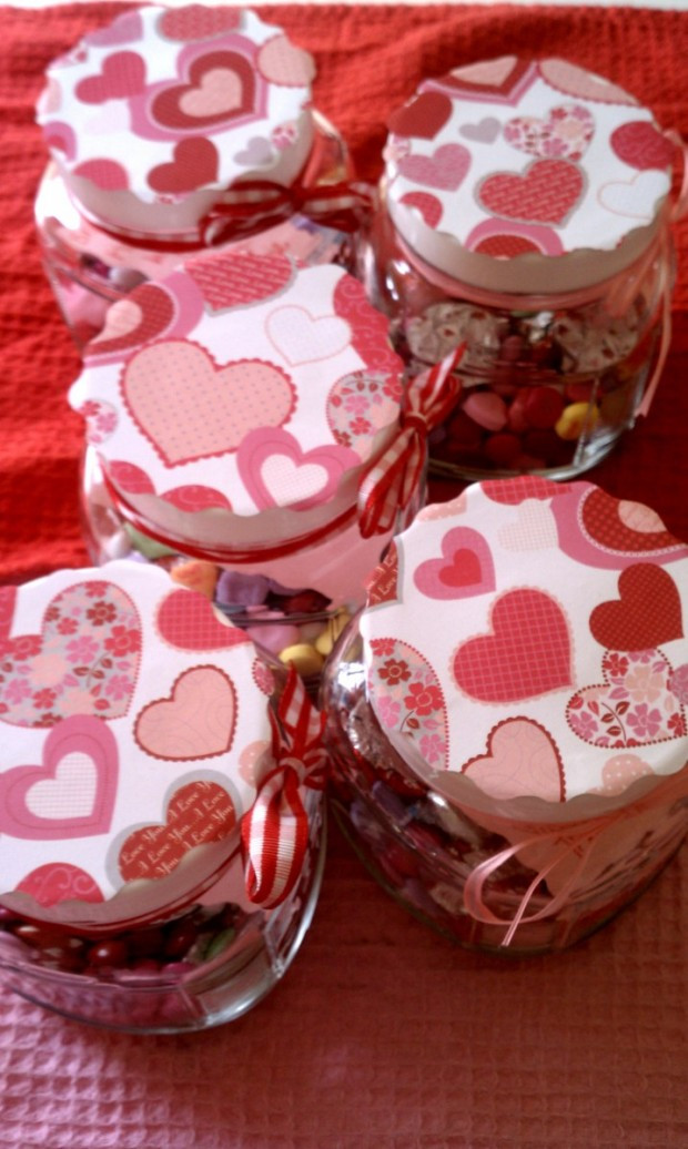 Best ideas about DIY Valentine Gifts . Save or Pin 24 Cute and Easy DIY Valentine's Day Gift Ideas Style Now.
