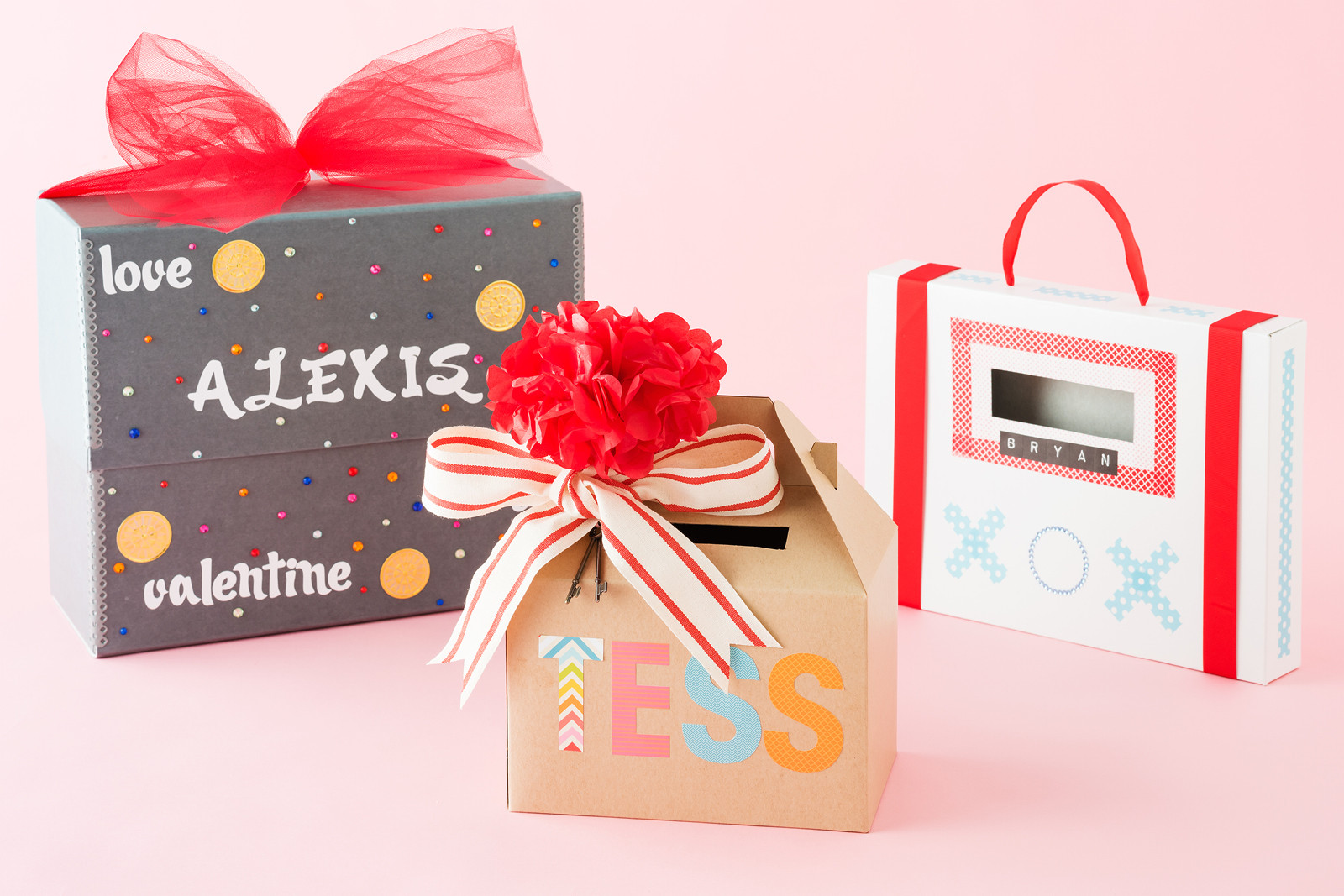 Best ideas about DIY Valentine Mailbox . Save or Pin You ve Got Mail Easy DIY Valentine Boxes For Your Little Now.