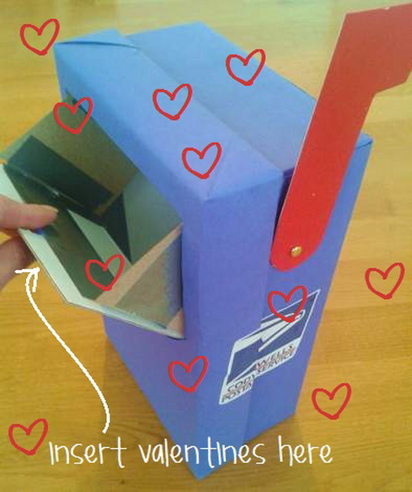 Best ideas about DIY Valentine Mailbox . Save or Pin DIY Ideas With Recycled Shoe Box Now.