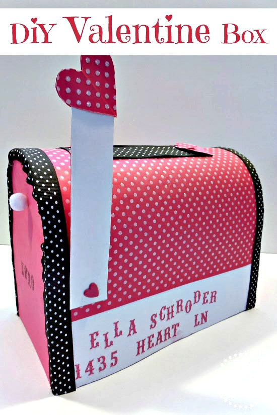 Best ideas about DIY Valentine Mailbox . Save or Pin 29 Adorable Valentine's Day Boxes Now.