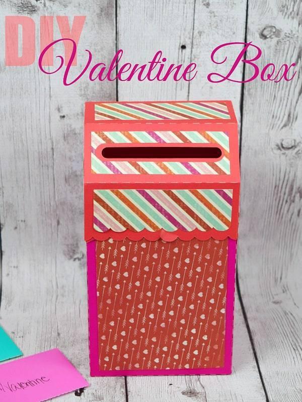 Best ideas about DIY Valentine Mailbox . Save or Pin DIY Valentine Box Simply Stacie Now.
