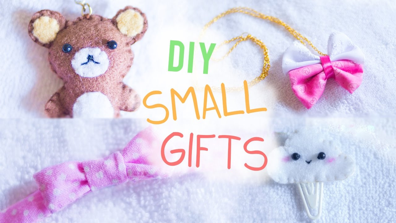 Best ideas about DIY Valentine'S Gifts For Friends . Save or Pin DIY Small Gifts for Friends Ideas Now.