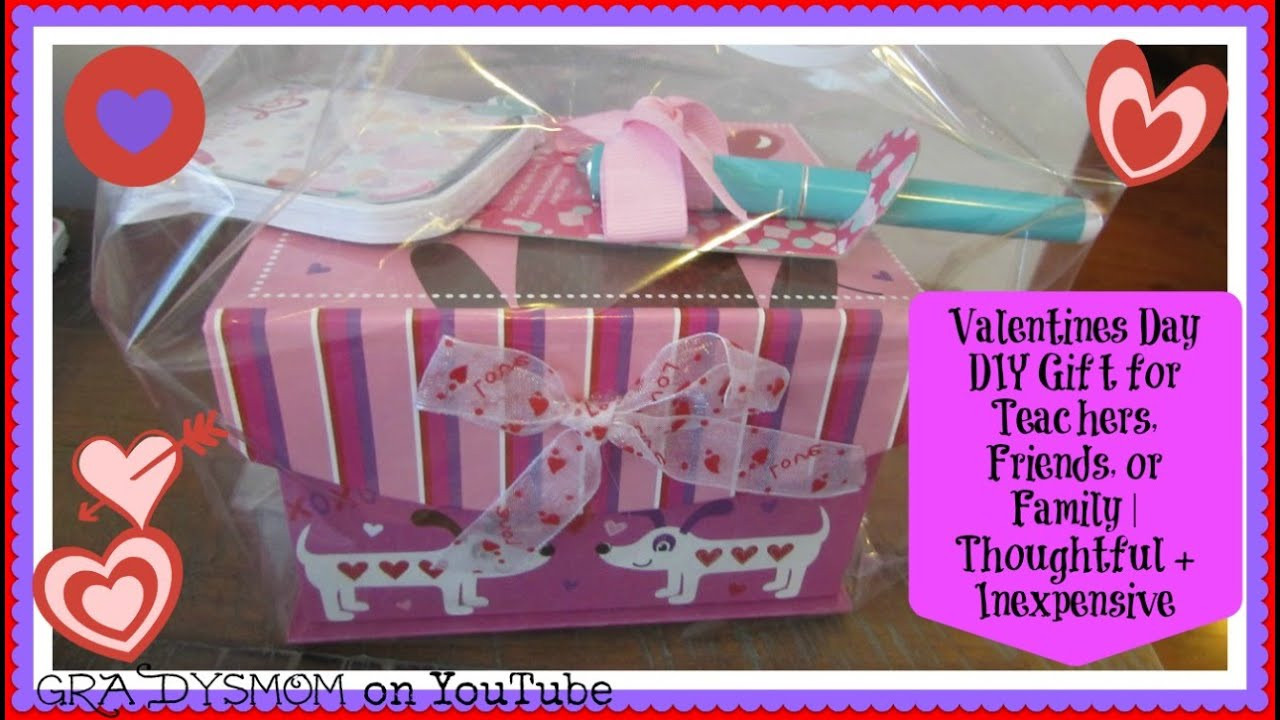 Best ideas about DIY Valentine'S Gifts For Friends . Save or Pin DIY Valentines Day Gift Now.