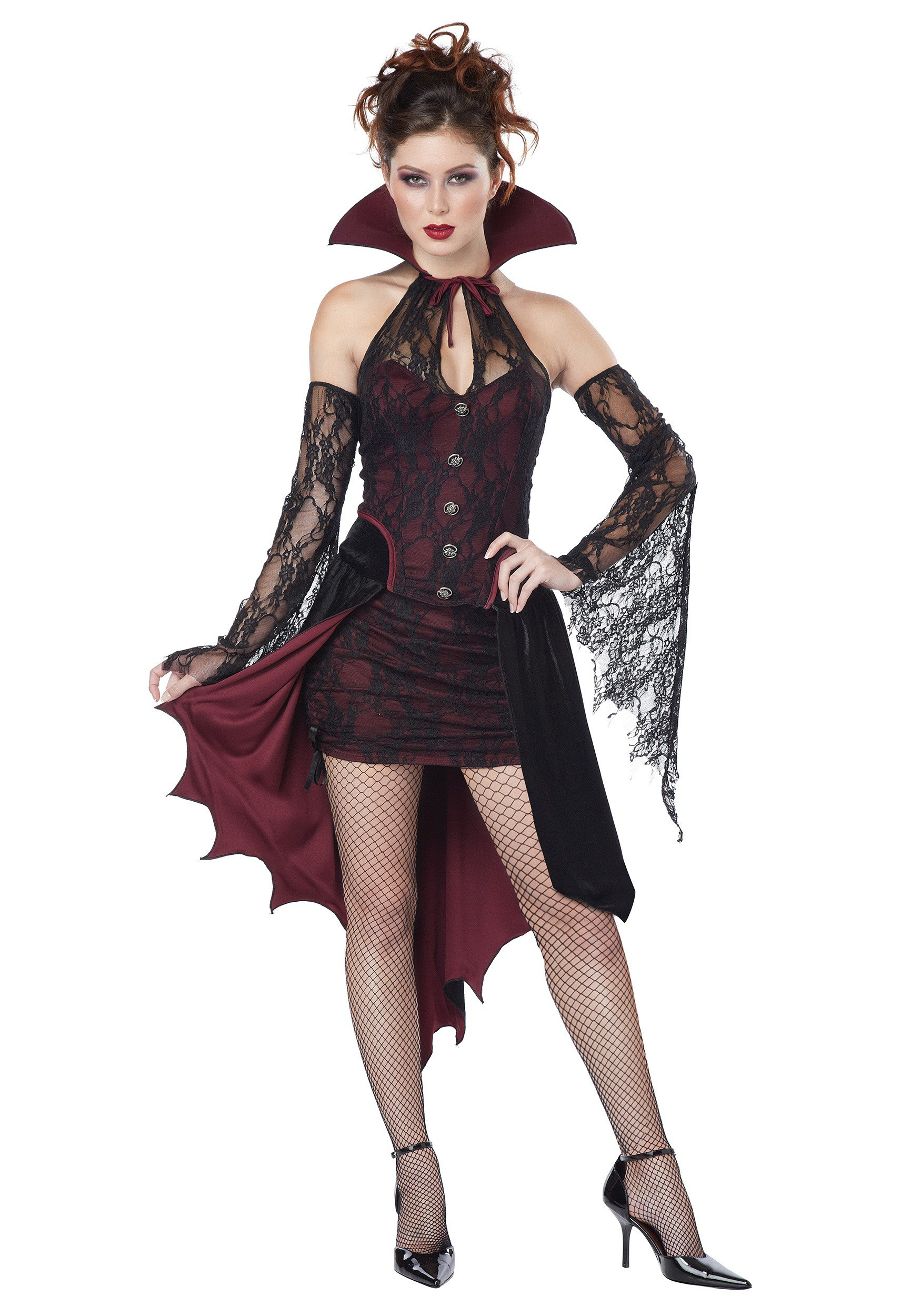 Best ideas about DIY Vampire Costumes For Women . Save or Pin Women s Vampire Vixen Costume Now.