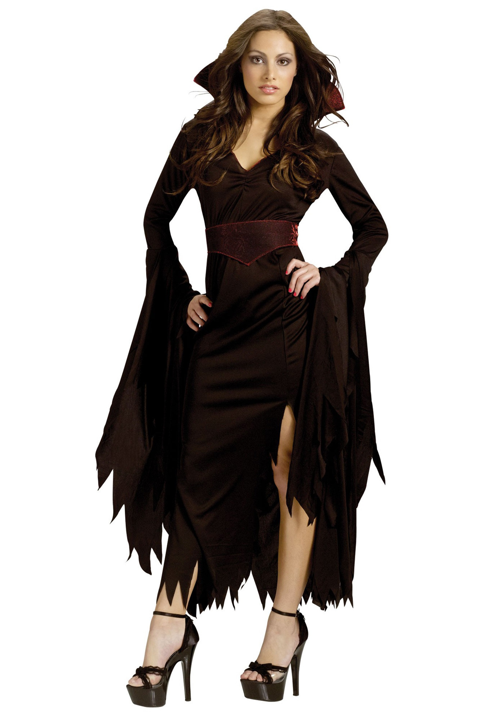 Best ideas about DIY Vampire Costumes For Women . Save or Pin Women s Gothic Vamp Costume Now.