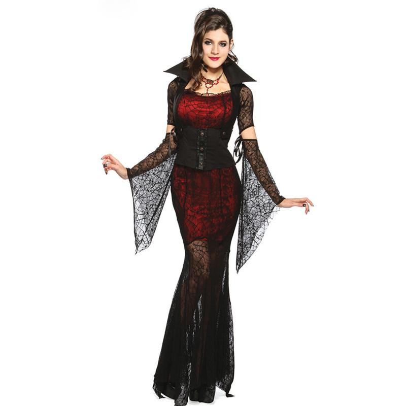 Best ideas about DIY Vampire Costumes For Women . Save or Pin Fashion Deluxe Vampire y Halloween Fancy Dress Costumes Now.