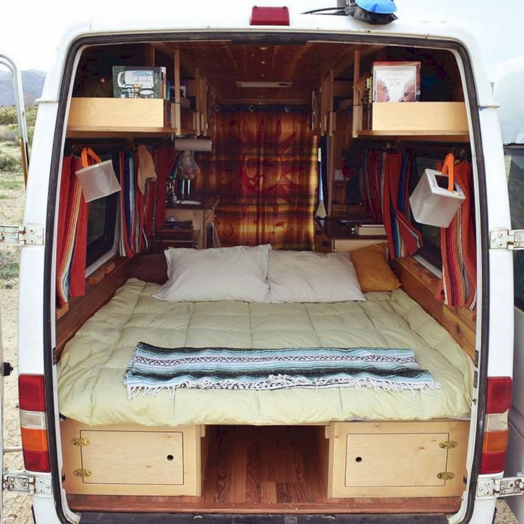 Best ideas about DIY Van Camper . Save or Pin 25 DIY Camper Van Ideas That You Could Make It Yourself Now.