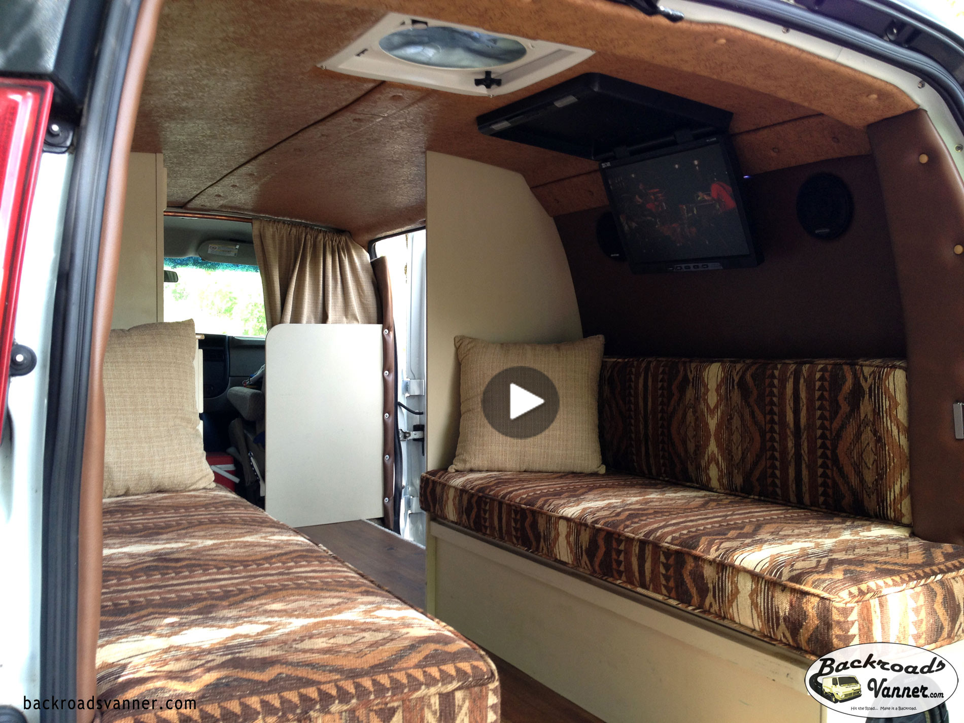 Best ideas about DIY Van Camper . Save or Pin Video DIY Custom Camper Van Insulation and Upholstery Now.