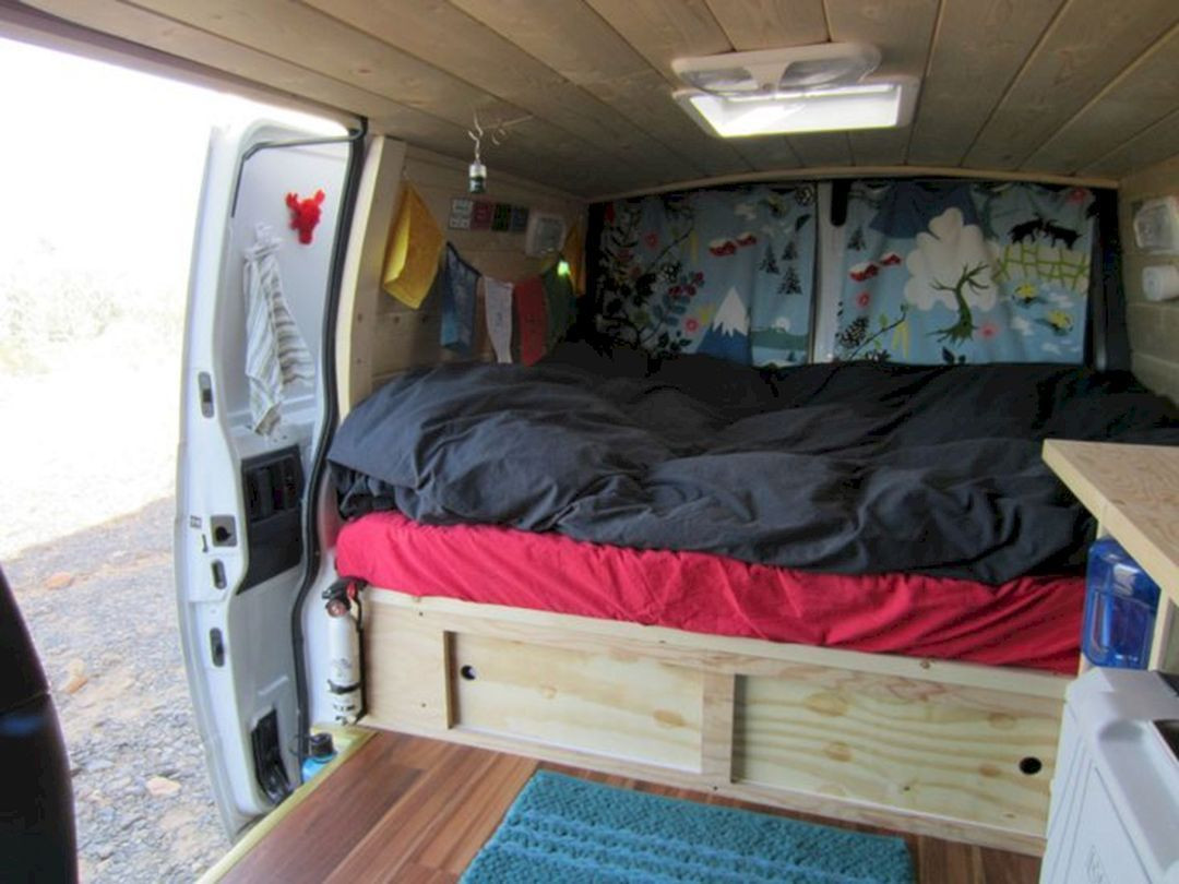Best ideas about DIY Van Camper . Save or Pin 25 Cool DIY Camper Van Collections For Summer Inspiration Now.