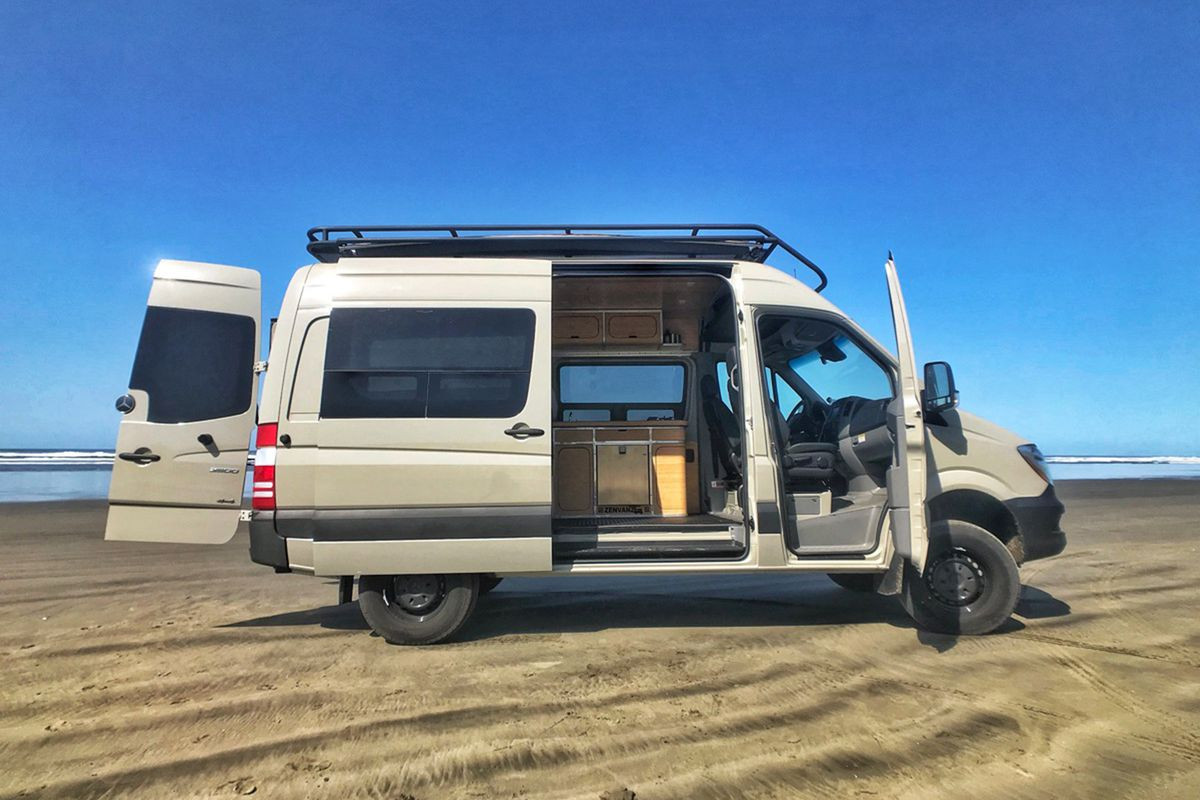 Best ideas about DIY Van Camper . Save or Pin DIY camper van 5 affordable conversion kits you can Now.