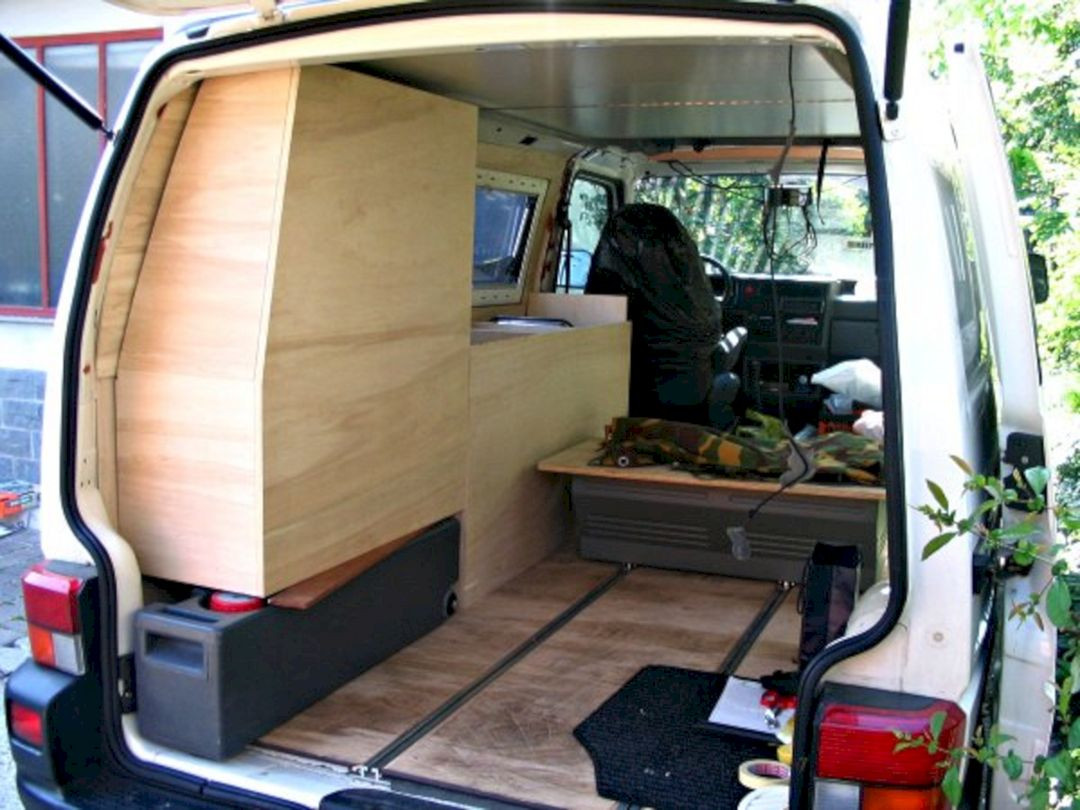 Best ideas about DIY Van Camper . Save or Pin Build Your Own Camper Van – DECOREDO Now.