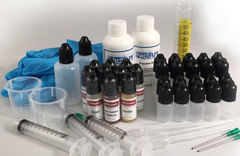 Best ideas about DIY Vape Juice Kits . Save or Pin Best E Juice DIY Kit Where to Get It Now.