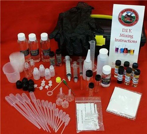 Best ideas about DIY Vape Juice Kits . Save or Pin DIY FS Vape E Juice Kit with Multiple Size Bottles Now.